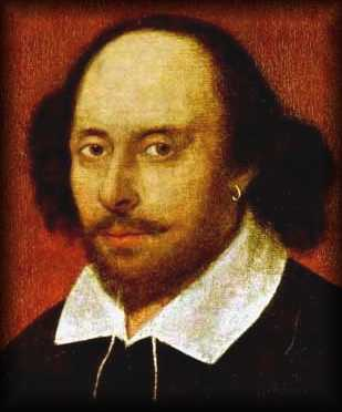 Chandos Portrait thought to be of Shakespeare